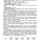 Ferguson 322RG Service Information. Mauritron #1736