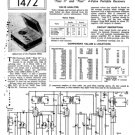 Ferguson FLAIR Service Information. Mauritron #1756