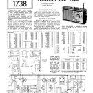 Ferguson FLIGHT Service Information. Mauritron #1757