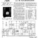 Ultra 25 Vintage Service Schematics. Mauritron #1765