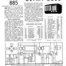 Ultra U506 Vintage Service Schematics. Mauritron #1813