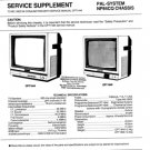Hitachi CPT1646 Service Manual. Mauritron #1840
