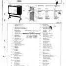 Luxor COLORAMA 18067811 Service Manual. Mauritron #2137