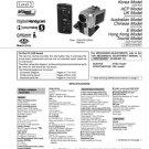 Sony DCRPC5 Service Manual Mauritron #2411