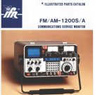 IFR FM1200A Service Manual Mauritron #2470