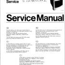 Philips CM11342 Service Manual. Mauritron #3200