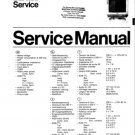 Philips CM8833 Service Manual. Mauritron #3203