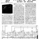 Philips 372B Service Schematics. Mauritron #3215