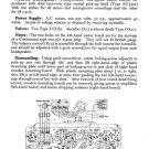 Philips AG4156 Service Schematics. Mauritron #3244