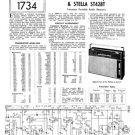 Philips MAJORCA Service Schematics. Mauritron #3276