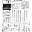 Philips N3G25T Service Schematics. Mauritron #3278