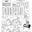 Philips Philharmonic Schematics. Mauritron #3288
