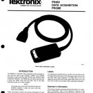 Tektronix P6460 Instructions Mauritron #3334