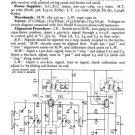 HMV 1451 Vintage Service Schematics Mauritron #3426