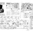 HMV 1604 Vintage Service Schematics Mauritron #3431