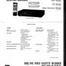 Sony SLV373 Service Manual. Mauritron #3610