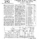 Ferranti 1137U Service Schematics. Mauritron #3719