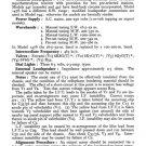 Ferranti 447 Service Schematics. Mauritron #3753