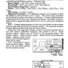Ferranti 505 Service Schematics. Mauritron #3757