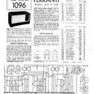 Ferranti 648 Service Schematics. Mauritron #3796