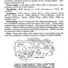 Ferranti PT1065 Service Schematics. Mauritron #3820