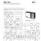 Alba 131L Service Manual. Mauritron #3999
