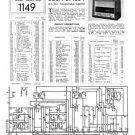 Bush DAC34 Vintage Service Circuit Schematics