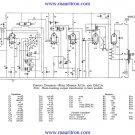 Bush DAC81 Vintage Service Circuit Schematics