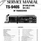 Kenwood TS940S Service Manual Schematics Circuits