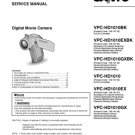 Sanyo VPC-HD1010BK Service Manual Schematics Circuits