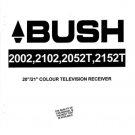 Bush 2052T Service Manual
