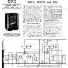 Halcyon 4701 Service Manual