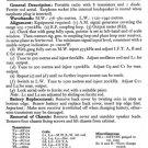 Halycon Country 10 Service Manual
