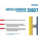 Toshiba 3570 Service Manual with Schematics etc