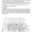 Hacker Herald RP37 (RP-37) Radio Service Sheets Set including Schematics Circuits