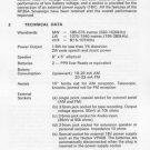 Hacker Sovereign Mk II RP25 (RP-25) Radio Workshop Service Manual with Schematics Circuits