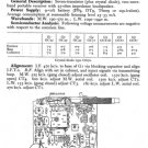 EAR Tourist Service Sheets Schematics Set