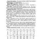 Etronic EGA5318 (EGA-5318) Cheltenham RG Service Sheets Schematics Set