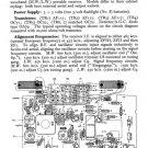 Eumig 331 Okay Radio Service Sheets Schematics Set