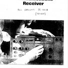Plessey PR1553 (PR-1553) Receiver Service Manual