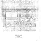 Scopex 14D10 Oscilloscope Instructions Schematics Operating Combined