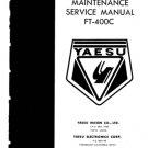 Yaesu FT400C (FT-400C) Transceiver Workshop Service Manual