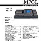 Yamaha M7CL-48 (M-7CL-48) Mixing Console Service Manual