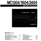 Yamaha MC1204 (MC-1204) Mixing Console Service Manual