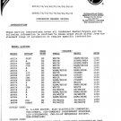 Hoover A8534 (A-8534) Washer Dryer Service Manual