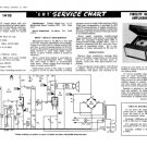 Fidelity Ampligram Record Player Service Sheets Schematics Set