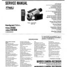 Sony CCDTRV8615 (CCD-TRV8615) (CCDTRV-815) Camcorder Service Manual