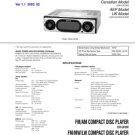 Sony CDXCA700 (CDX-CA700) (CDXCA-700) Car CD Player Service Manual
