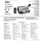 Sony DCRTRV520E (DCR-TRV520E) (DCRTRV-520E) Camcorder Service Manual
