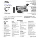 Sony DCRTRV720E (DCR-TRV720E) (DCRTRV-720E) Camcorder Service Manual